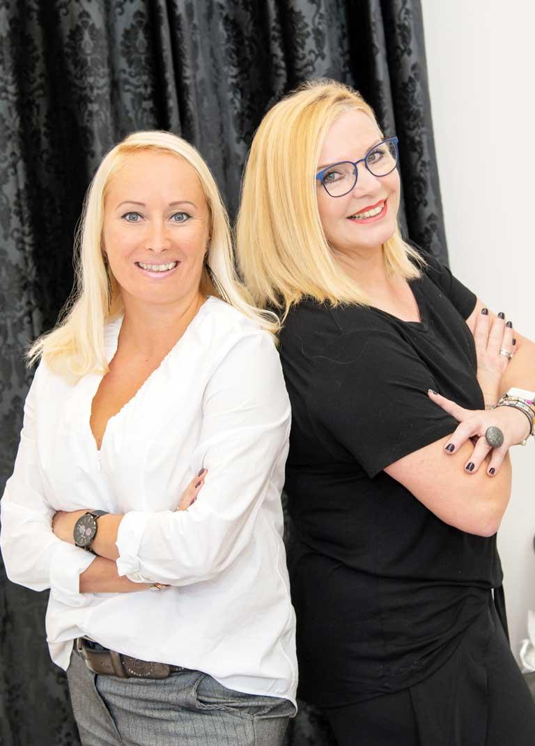 Infinity – Barbara Egger und Andrea Röthl